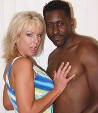 Black on white. Lascivious slut gets have sexual intercourse lovely by a black guy